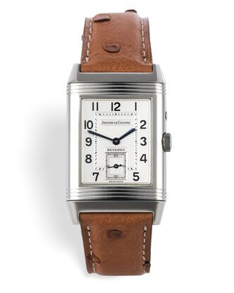 ref 270.8.54 | Box & Certificate | Jaeger-leCoultre Reverso Duo