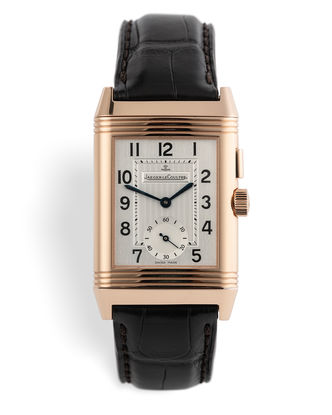 ref JLQ2712510 | Rose Gold 'Day-Night' | Jaeger-leCoultre Reverso Duo