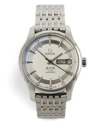 ref 431.30.41.22.02.001 | 'Sapphire Case' Stainless Steel | Omega Hour Vision