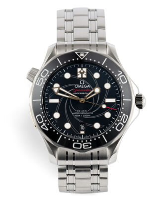ref 21022422001004 | Co-Axial - James Bond Edition | Omega Seamaster 300