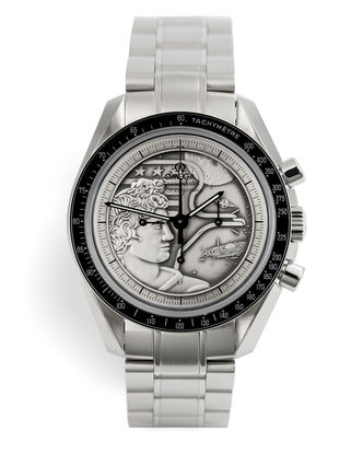ref 311.30.42.30.99.002 | Limited Edition 'One of 1972' | Omega Speedmaster Apollo XVII