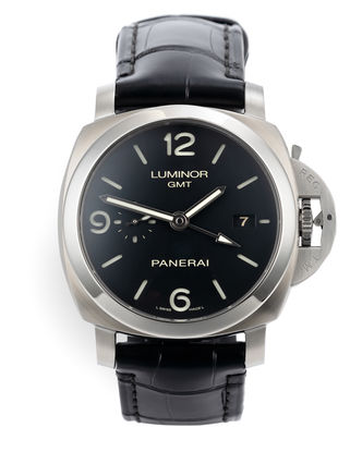 ref PAM 320 | 3 Day Power Reserve 'Full Set' | Panerai Luminor 1950 GMT 3 Days