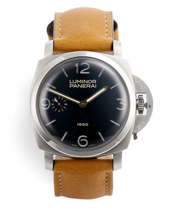 ref PAM 127 | Limited Edition 'Full Panerai Service' | Panerai Luminor 1950