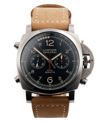 ref PAM00652 | Complete Set 'Flyback' | Panerai Luminor 1950