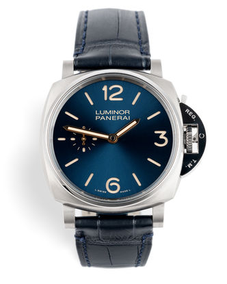 ref PAM00728 | Brand New 'Full Set' | Panerai Luminor Due