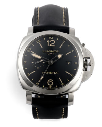 | Box & Certificate | Panerai Luminor GMT