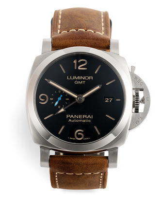 ref PAM01320 | GMT 'Complete Set' | Panerai Luminor GMT