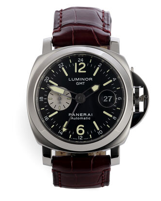 ref PAM 088 | Box & Certificate | Panerai Luminor GMT