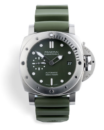 ref PAM01055 | Limited Edition | Panerai Luminor Submersible