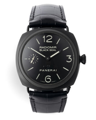 ref PAM00292 | Only 1000 Made | Panerai Radiomir Black Seal