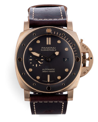 ref PAM00968 | 'Brand New' 47mm Full Set  | Panerai Submersible Bronzo