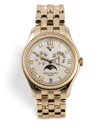 ref 5036/1J | 18ct Yellow Gold 'Full Set'  | Patek Philippe Annual Calendar