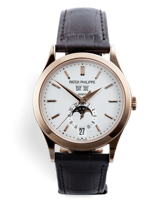 ref 5396R-011 | Under Patek Warranty | Patek Philippe Annual Calendar