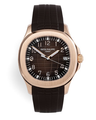 18ct Rose Gold  | ref 5167R-001 | Patek Philippe Aquanaut