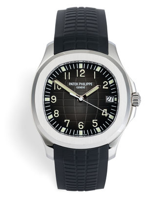 ref 5167A-001 | Jumbo 'Full Set' | Patek Philippe Aquanaut