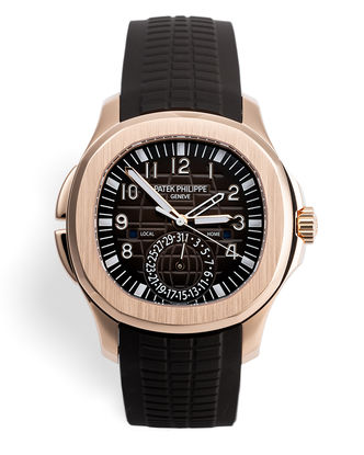 ref 5164R/001 | Complete Set 'Rose Gold' | Patek Philippe Aquanaut