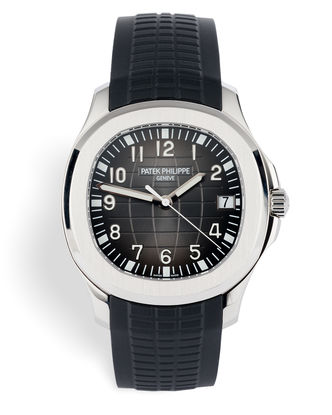 ref 5167A-001 | 'Perfect Condition' Full Set | Patek Philippe Aquanaut
