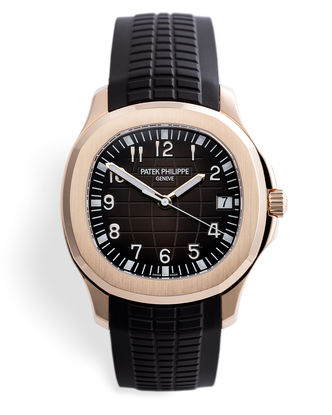 ref 5167R-001 | Rose Gold 'Box & Certificate' | Patek Philippe Aquanaut