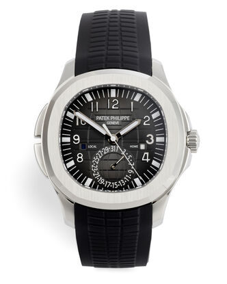 ref 5164A-001 | Box & Certificate | Patek Philippe Aquanaut Travel Time