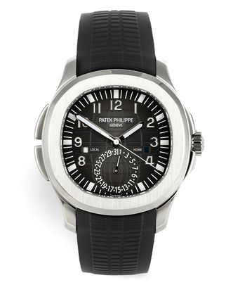ref 5164A-001 | 'Under Patek Warranty' | Patek Philippe Aquanaut Travel Time