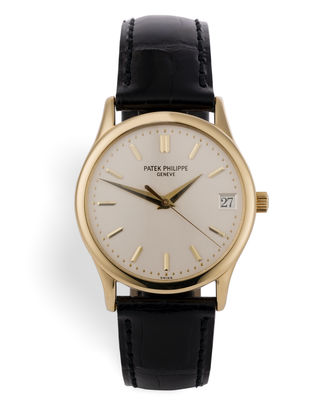 ref 3998 | 'Full Set' Yellow Gold | Patek Philippe Calatrava