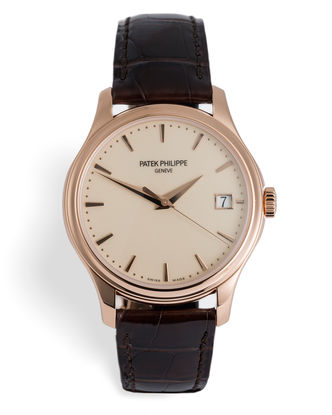 ref 5227R | Rose Gold 'Officers Case' | Patek Philippe Calatrava
