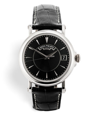 ref 5153G-001 | White Gold 'Full Set' | Patek Philippe Calatrava