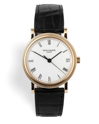 ref 3802/200 | Yellow Gold 'Full Set' | Patek Philippe Calatrava