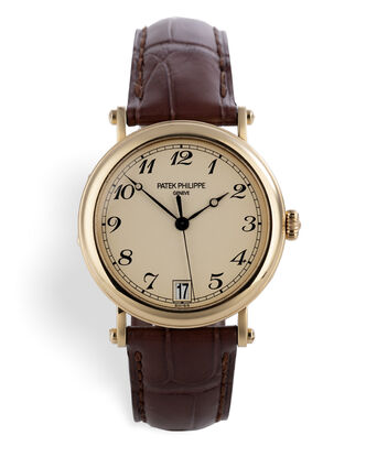 ref 5053J-001 | 18ct Yellow Gold  | Patek Philippe Calatrava