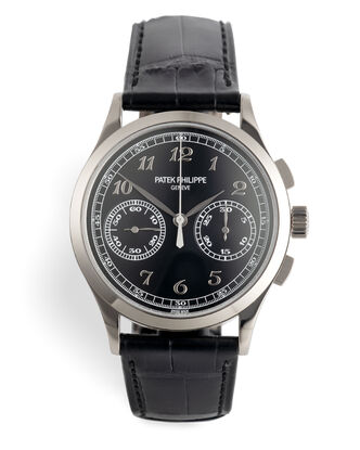 ref 5170G-010 | No Longer In Production | Patek Philippe Chronograph