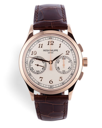 ref 5170R | 'Under Patek Warranty'  | Patek Philippe Chronograph