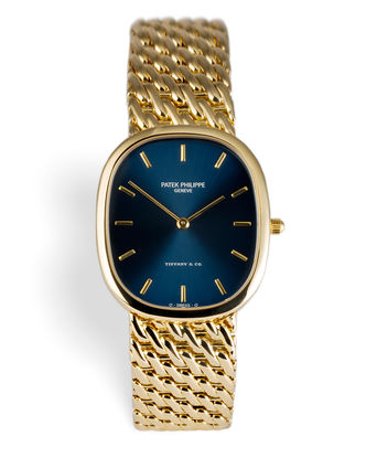 ref 3738/117 | Yellow Gold  | Patek Philippe Golden Ellipse