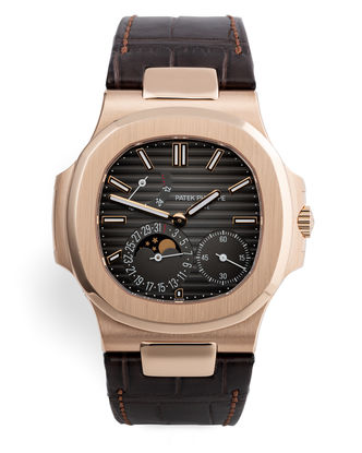 ref 5712R-001 | 18ct Rose Gold  | Patek Philippe Nautilus