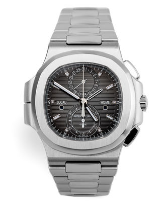 ref 5990/1A-001 | Beautiful Example 'Complete Set' | Patek Philippe Nautilus