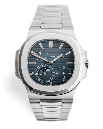 ref 5712/1A-001 | Complete Set 'Superb Example' | Patek Philippe Nautilus