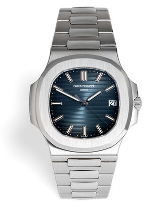 ref 5711/1A-001 | Like New Condition | Patek Philippe Nautilus