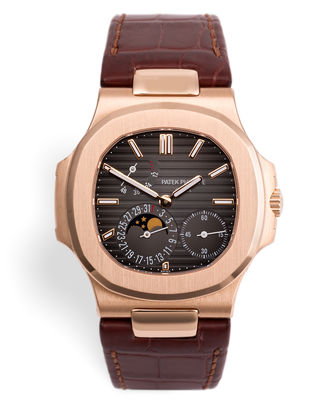 ref 5712R-001 | Power Reserve 'Full Set' | Patek Philippe Nautilus