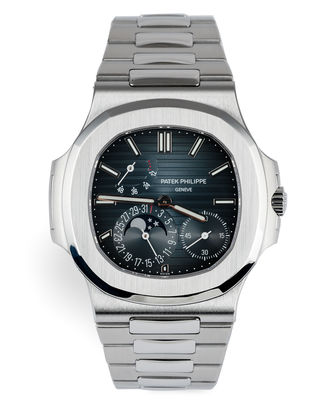 ref 5712/1A-001 | Ultra Slim 'Full Set' | Patek Philippe Nautilus