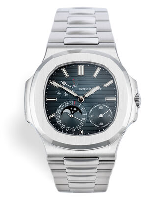 ref 5712/1A-001 | Box & Papers | Patek Philippe Nautilus