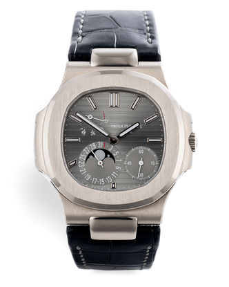 ref 5712G-001 | Power Reserve 'Full Set' | Patek Philippe Nautilus