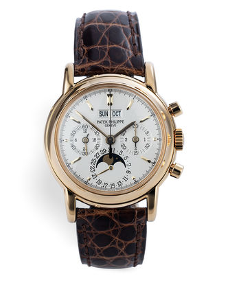 ref 3970EJ-014 | Complete Set 'Investment Piece' | Patek Philippe Perpetual Calendar Chronograph