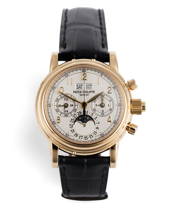 ref 5004J | 'Under Patek Warranty' Grand Complication | Patek Philippe Perpetual Calendar Chronograph