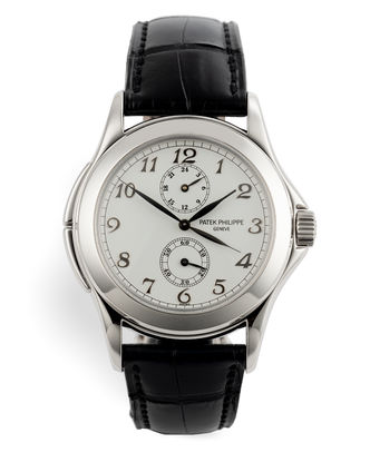 ref 5134G | 'Extract From The Archives' | Patek Philippe Travel Time
