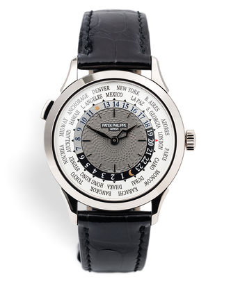 ref 5230G-001 | 'Under Patek Warranty' | Patek Philippe World Time