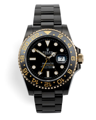 ref 116713LN | One of 100 | Pro Hunter GMT-Master II