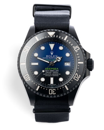 ref 116660 | One of 100 | Pro Hunter Sea-Dweller Deepsea