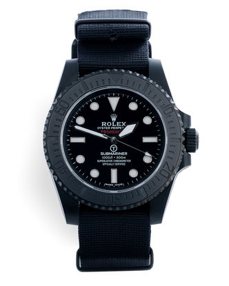ref 114060 | 'One of 100' | Pro Hunter Submariner