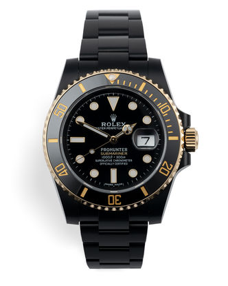 ref 116613LN | One of 100 | Pro Hunter Submariner Safari