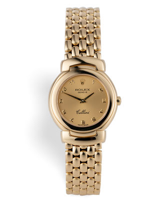 ref 6621/8 | 18ct Yellow Gold  | Rolex Cellini