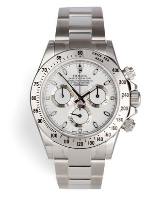 ref 116520 | 'NOS Factory Stickered'  | Rolex Cosmograph Daytona